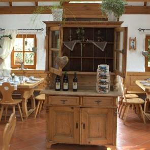 Loipenhof Frühstücksraum