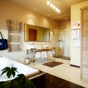 Badezimmer Wellness Suite